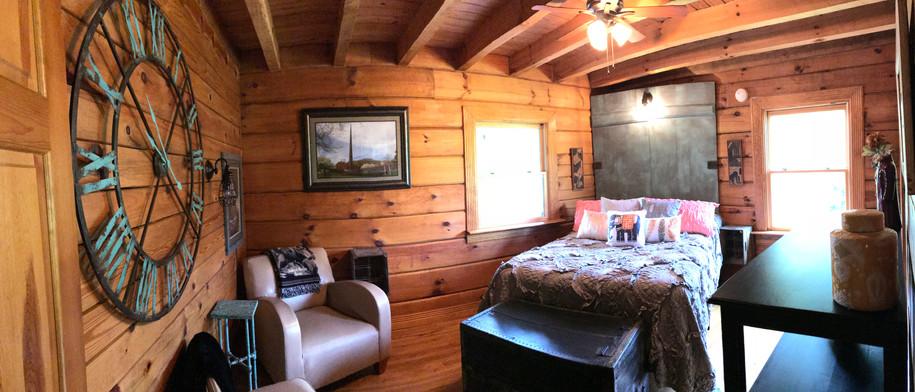 Lodge bedroom doors 2