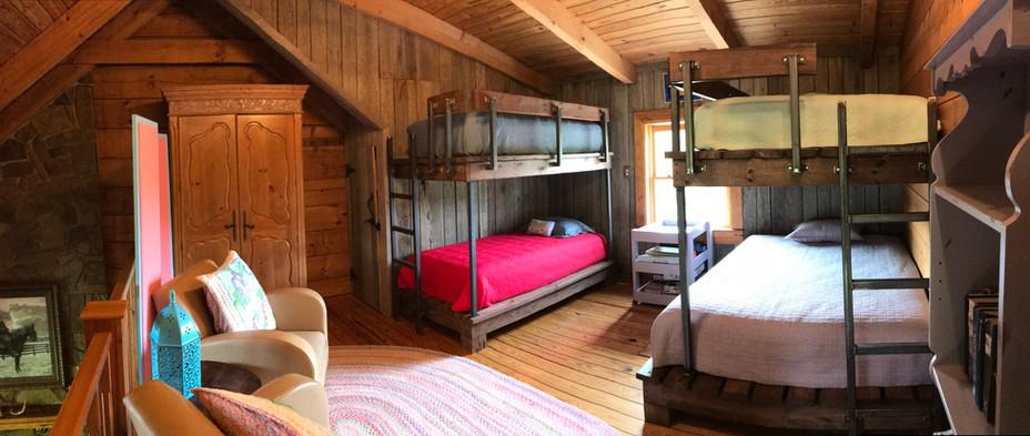 Lodge bunk 2