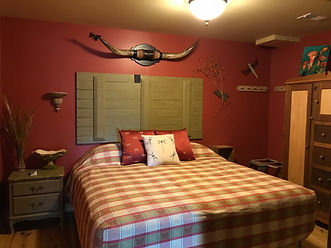 bedroom 2 bull bed.JPG