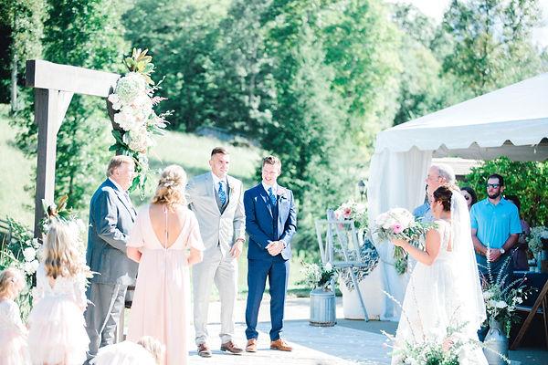 MADISON & IAN WEDDING FATHER GIVING BRI