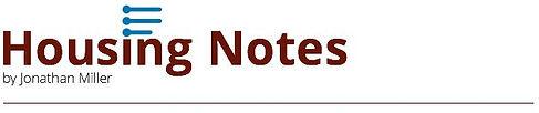 Jonathan Miller's Housing Notes