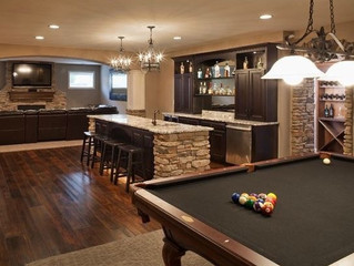 Are Finished Basements Living Area?