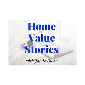 Home Value Stories Podcast Logo & Link
