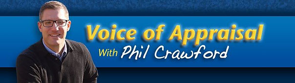 Voice of Appraisal Podcast with Phil Crawford
