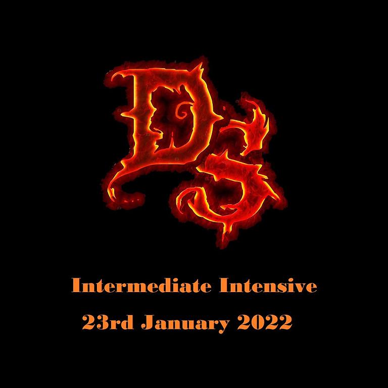 Dragons Swing Intermediate Intensive