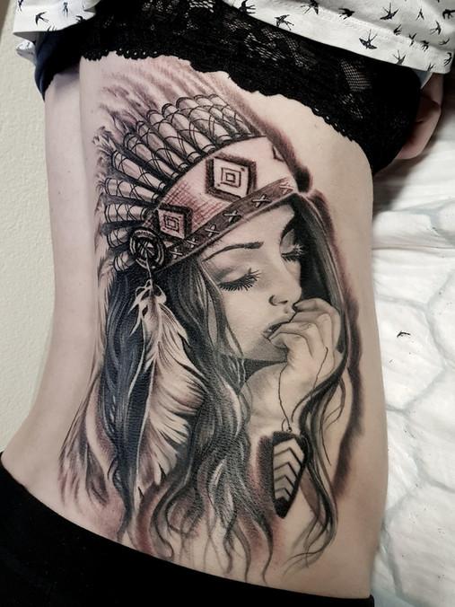 Frank Tattoo