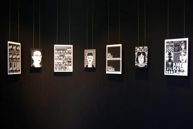je tricote depuis l'enfance | Saint Herblain | Atelier du Ralliement Francois Massin Castan architecte