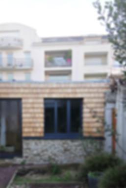 dissimulée | Nantes | Atelier du Ralliement francois massin castan architecte