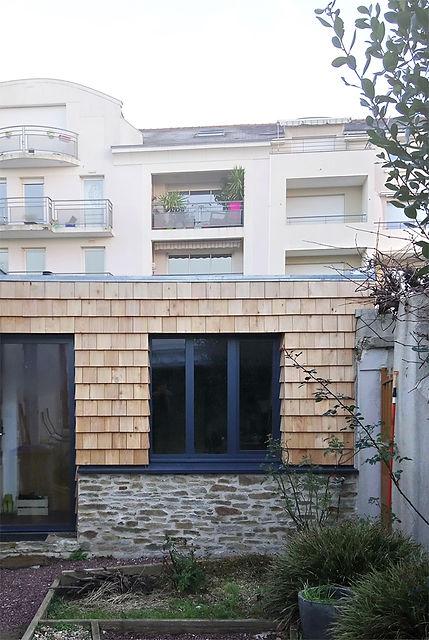 dissimulée   Nantes   Atelier du Ralliement francois massin castan architecte