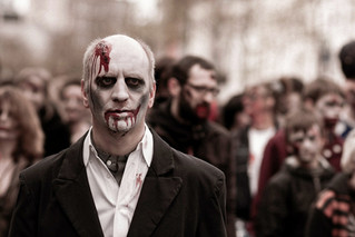 """Zombies, USEPA, and """"Surviving the Blood Moon""""..."""