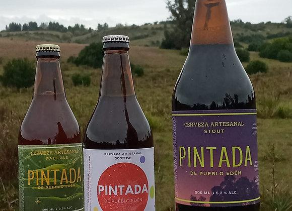 PINTADA de Pueblo Edén