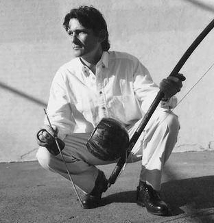Mestre Ombrinho Capoeira Angola Quintal Roanoke Berimbau