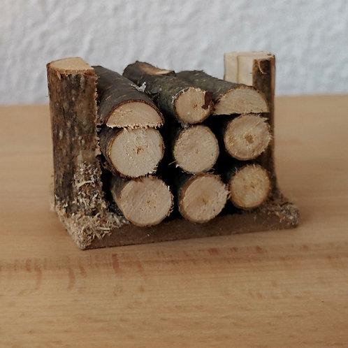 Zubehör Holzstapel
