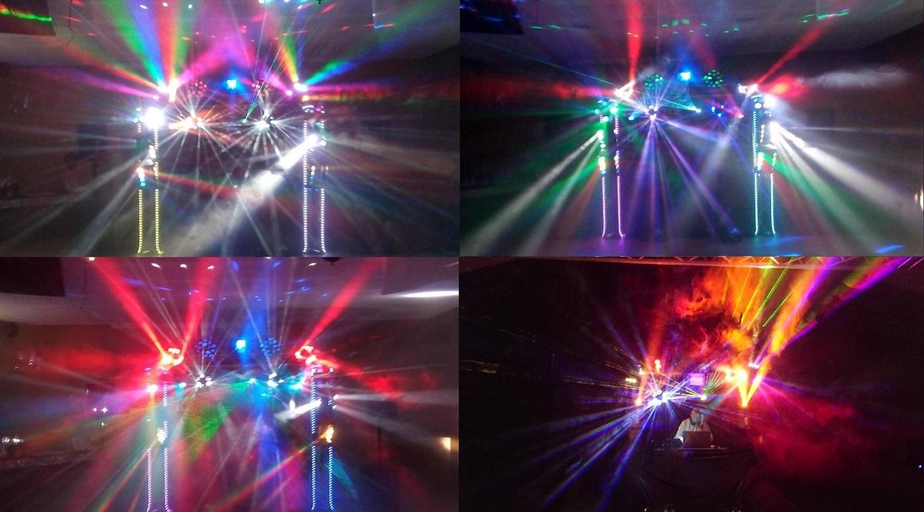 Ma disco-mobile effet 87