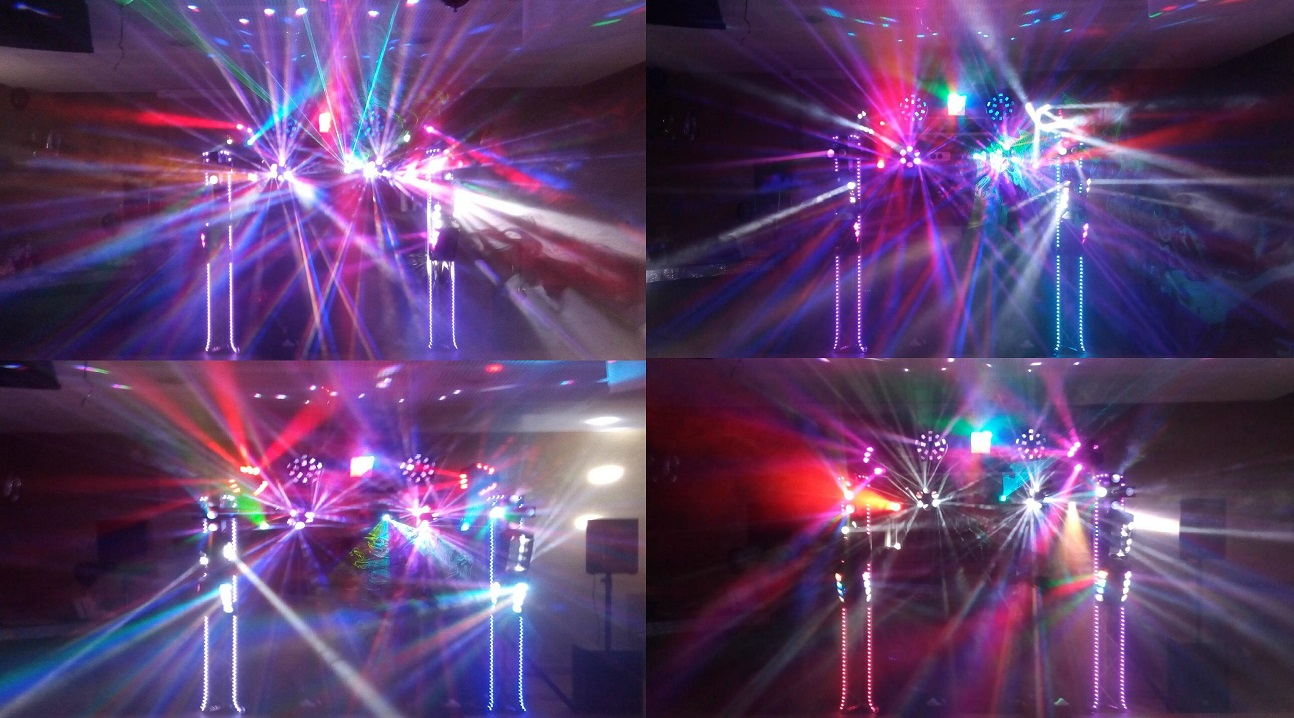 Ma disco-mobile effet 89
