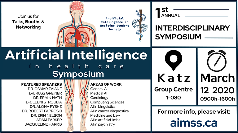 AI in Health Care Symposium