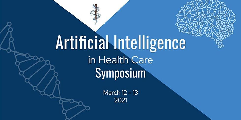 2021 Artificial Intelligence in Healthcare Symposium