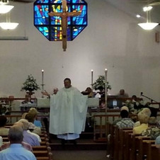 Altar with Father Dave.jpg