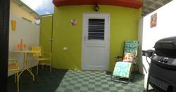 Studio 47 patio