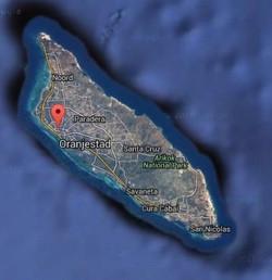 Satellite Map Of Casa Cosmo Location