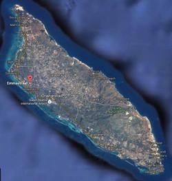 Satelite map of Studio 47 location