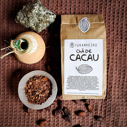 Chá de Cacau