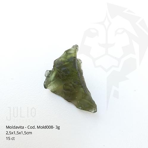 Moldavita 3g - 008