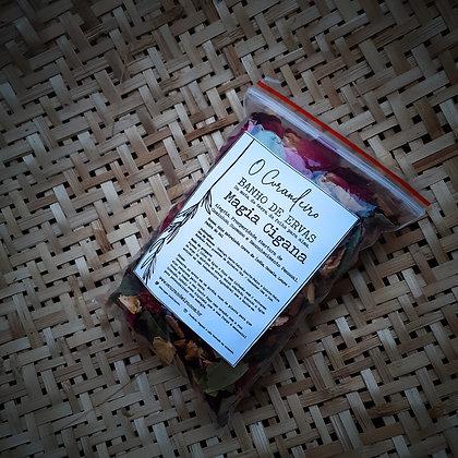 Magia Cigana - Banho de Ervas