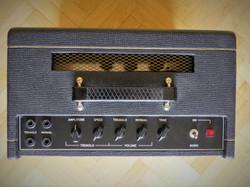 Jimi AC10 control panel