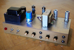 Leadbelly 20 chassis