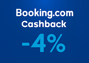 Cashback for Booking