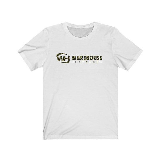 WHF CAMO - FRONT - Unisex Jersey Short Sleeve Tee