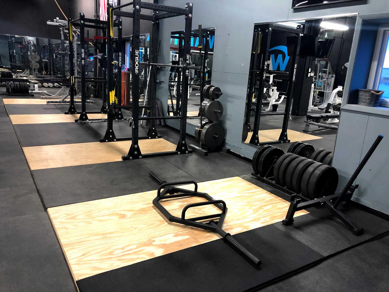 Warehouse Fitness Center - Scottsbluff