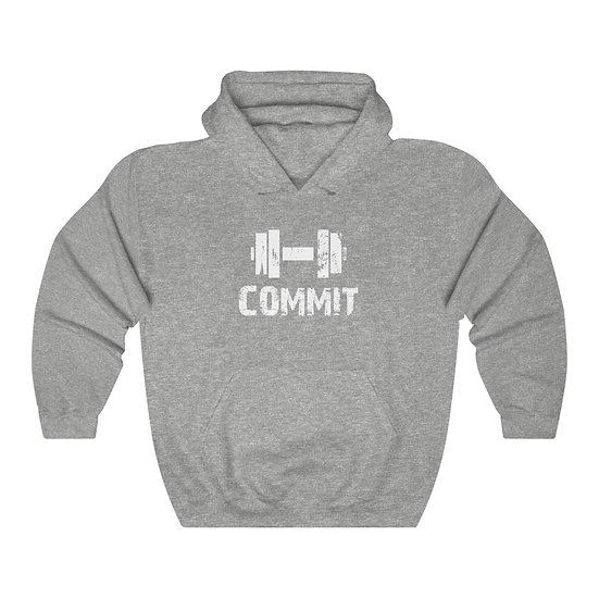 Commit Heavy Blend™ Hooded Sweatshirt