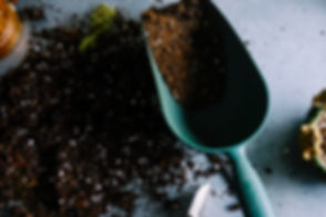 green metal garden shovel filled with brown soil_edited.jpg