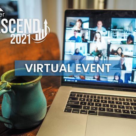 ASCEND 2021, 17-19 augusti Online