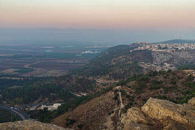 Mt Precipice near Nazareth.jpg