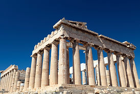 Greece - Athens - Acropolis - 2 - Thinks