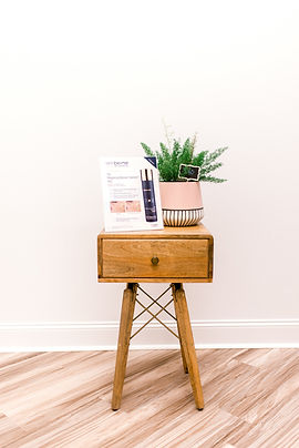 Table with plant and Product fact sheet