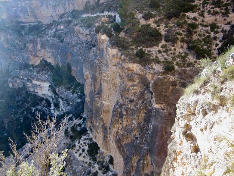 The Canyons of La Mancha