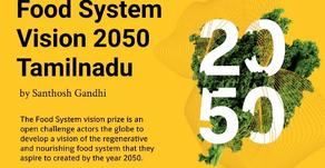 Food System Vision 2050: Tamilnadu