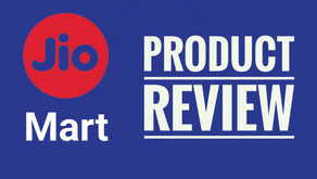 JIOMART | User Experience Review