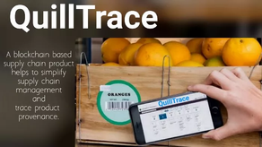 QuillTrace | Blockchain based SaaS Product