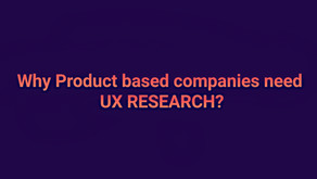 Importance of User Experience (UX) Research