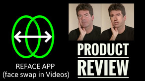 REFACE APP (face swap in Videos) | User Experience Review