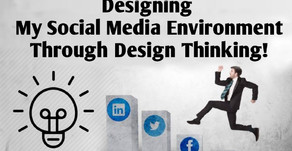 Designing Social Media for Personal development Through Design Thinking
