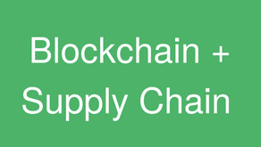 Blockchain + Supply Chain