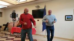 Rotarians and Seniors