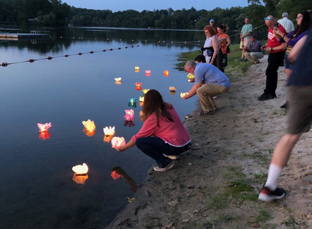Yorktown Vigil for Recent Victims of Gun Violence