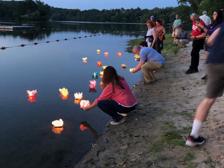 Yorktown Vigil for Recent Victims of Gun Violence